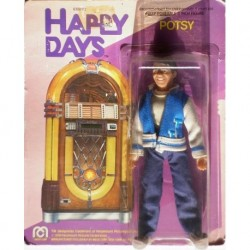 Personaggio Potsy della serie Happy Days 20 cm