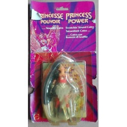 Mattel Princess of Power She-Ra Personaggio Scratchin' Sound Catra 1985