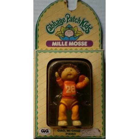 Bambola Cabbage Patch Kids Piero millemosse 1984