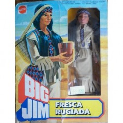 Mattel Big Jim personaggio Fresca Rugiada 1977