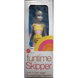Bambola Skipper Funtime 1974