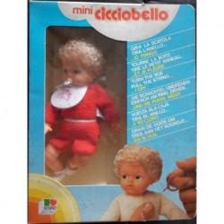 Bambola mini cicciobello piange