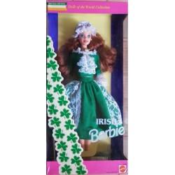 Barbie bambola DOTW Irlandese edizione speciale