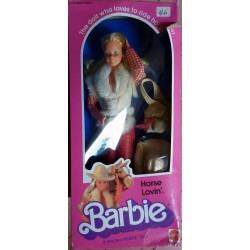 Barbie Horse Lovin' bambola 1982