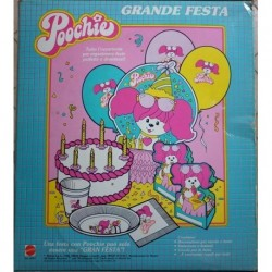 Poochie set grande festa 1986