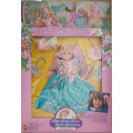 Vestito Dama Cioccabella Lady Lovelylocks Birthday Party Dress