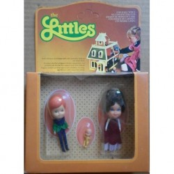 The Littles - bamboline famiglia