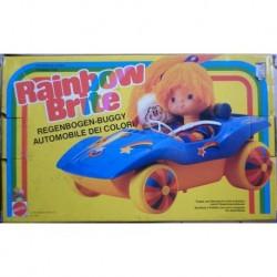 Iridella Rainbow Brite automobile dei colori