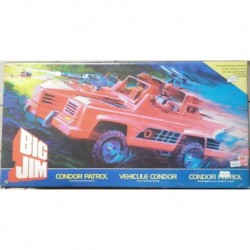 Mattel Big Jim mezzo Condor Patrol