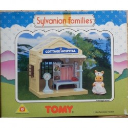 The Sylvanian Families ospedale