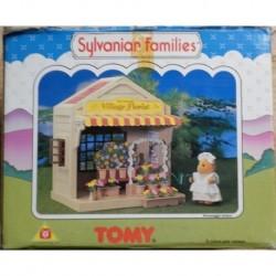 The Sylvanian Families fiorista