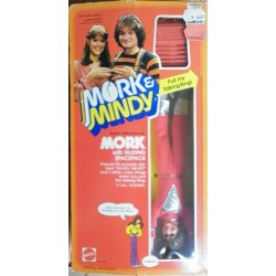 Mattel Mork e Mindy personaggio Robin Williams