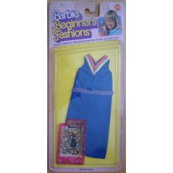 Vestito Barbie Beginner's fashions blu