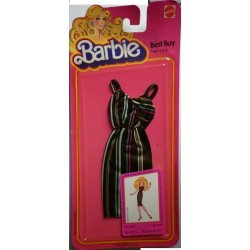 Vestito Barbie Best Buy Fashions nero