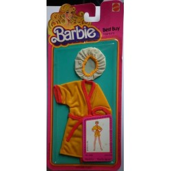 Vestito Barbie Best Buy Fashions accappatoio