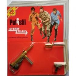 Personaggio Gi Joe set armi