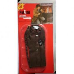 Hasbro Polistil Vestito personaggio Gi Joe Agente Controspionaggio 1975