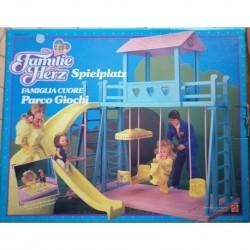 Famiglia Cuore Heart Family - parco giochi