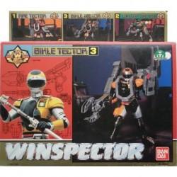 Bandai Toei Winspector 3 Bikle Tector 1990