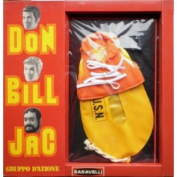 Personaggi Don Bill Jac - Completo salvataggio in mare