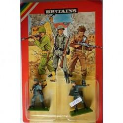 Britains 2 soldatini francesi 1/32 II
