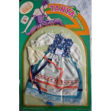 Vestito International per bambola Tanya II