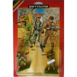 Britains 2 soldatini russi 1/32