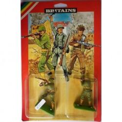 Britains 2 soldatini russi 1/32 II