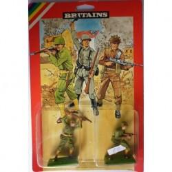 Britains 2 soldatini russi 1/32 III