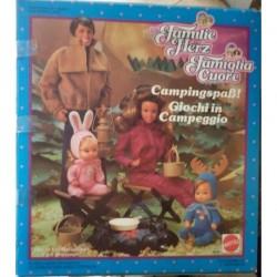 Famiglia Cuore Heart Family - campeggio 1986