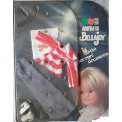 Sebino completo per bambola Bellajoy