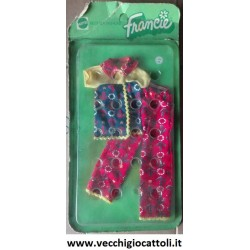 Vestito bambola Francie Best Buy 1972