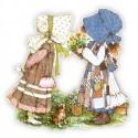 Holly Hobbie, Sarah Kay e Miss Petticoat